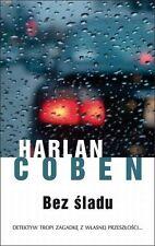 Bez sladu, Harlan Coben,  polish book
