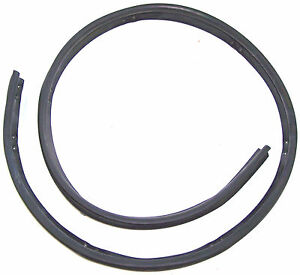1971-1975 Ford Pinto, Mercury Bobcat hood to cowl weatherstrip seal with clips