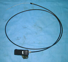 Bonnet release cable for Land Rover Defender from 1999 up to and including 2001