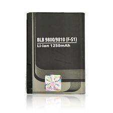 COMPATIBILE BLACKBERRY BATTERIA BLACKBERRY F-S1 per TORCH 9810, TORCH 9800 1250m