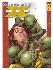 comics ULTIMATE  X-MEN 37  magazine  2007 TBE
