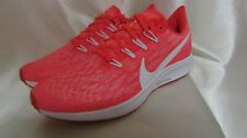 WOMEN`S NIKE AIR ZOOM PEGASUS 36 ATHLETIC SNEAKERS SIZE 9.5 M NEW LASER CRIMSON