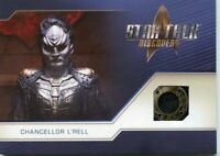 Star Trek Discovery S2 costume card RC35 of Chancellor L'Rell BBB