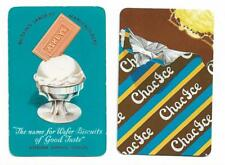 I SCREAM FOR ICECREAM  X W ONLY SGL.VINT.PLAYING/SWAPCARDS...DO YOU SCREAM TOO?