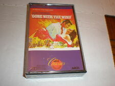 Gone With The Wind CASSETTE soundtrack SEALED