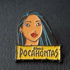 Pin badge pin's Disney  POCAHONTAS RARE