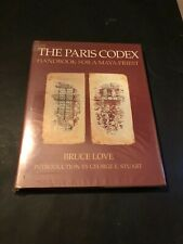 [10805-B16] The Paris Codex - Handbook for a Maya priest - Bruce Love