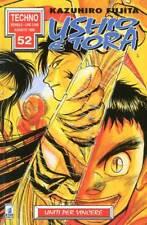 manga STAR COMICS USHIO E TORA numero 20