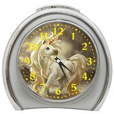 Young Unicorn Alarm Clock Night Light Travel Table Desk