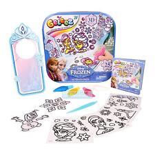 Geleez Frozen Activity Pack Arts n Crafts
