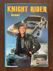 KNIGHT RIDER ANNUAL 1982 GRANDREAMS LTD BOOK