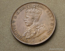1935  PENNY 8 PEARLS FULL DIAMOND aEF PREDECIMAL CIRCULATED COIN #KAF30