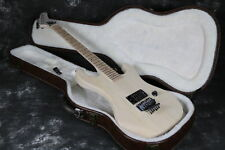 Unfinished Electric Guitar Kits 5150 Basswood Body Maple Neck Bolt ON DIY Style