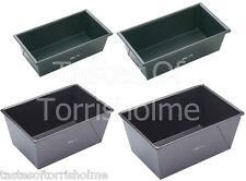 Masterclass Professional Box Sided Heavy Duty Non Stick Bread Baking Loaf Tins