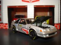 """1987 FORD MUSTANG GT 5.0 FOX BODY LIMITED EDITION COUPE M2 1/64 """"MUSTANG SALLY"""""""