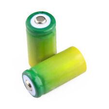 CHIC 4PCS CR123A 16340 3.6V 3.7V 1800mAh Rechargeable Battery Flashlight Camera