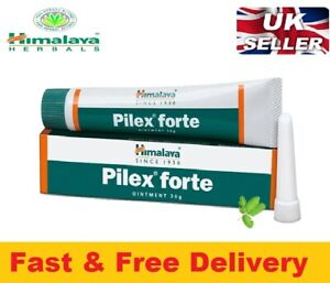 HIMALAYA PILEX FORTE OINTMENT CREAM HERBALS PILES, HEMORRHOIDS, RECTAL ITCHING