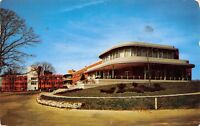 Rockford Illinois~Tuberculosis Sanitorium~Art Deco Remodel~1950s Postcard