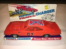 Processed Plastics Toys 1969 Dodge Rebel Charger #9280 Mint in Box General Lee