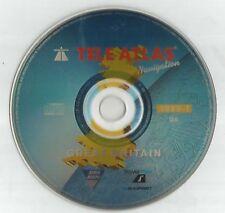 MERCEDES A C E M SL COMAND DX 2.0 BLAUPUNKT NAVIGATION DISC CD SAT NAV MAP 1999