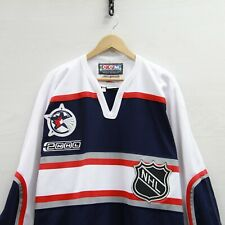Vintage 2000 NHL All Star Authentic Fight Strap Jersey Size 56 Hockey