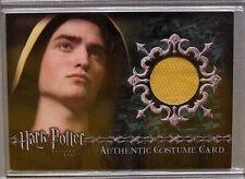 Harry Potter-Robert Pattinson-Cedric Diggory-GOF-Screen Used-Movie-Costume Card