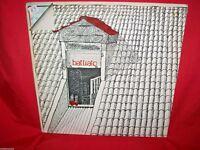 FRANCO BATTIATO Zà LP 1977 Avant/Exp/Prog ITALY Claudio Rocchi Ballista
