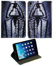 Fo Apple iPad Mini 1 2 3 4 Amazing Spider-man Marvel Comics DC Smart Case Cover
