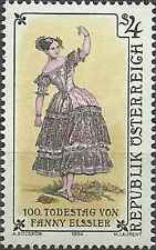 Timbre Arts Autriche 1625 ** lot 12160