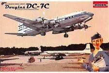 RODEN 301 1/144 Douglas DC-7C Pan American World Airways