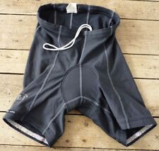 Small Louis Garneau Alveo Used Bicycle Training Padded Shorts !