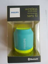 PHILIPS BT50A/00 BLUETOOTH WIRELESS SPEAKER BRAND NEW