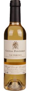 Chateau Fontebride Sauternes 0,375L - 2016