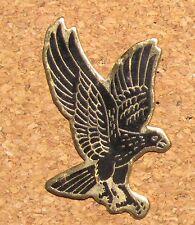 D4 VINTAGE PIN EAGLE AIGLE BIKER EMBLEM LOGO CAR MOTO ANIMAL BIRD NO1