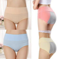 Womens Girls Menstrual Period Briefs Panties Teen Girls Leak Proof Underwear New