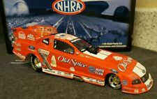 MIKE NEFF 2008 OLD SPICE 1/24 ACTION DIECAST FORD MUSTANG FUNNY CAR 1/942