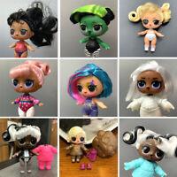LOL Surprise Dolls Splatters BHADDIE SNOW BUNNY Her Majesty HAIRGOALS collection