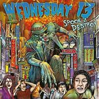 Wednesday 13 - Spook And Destroy - Reissue (NEW CD)