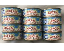 💥ANCLA💥CHUNK LIGHT TUNA IN WATER (PACK OF 12 CANS) NET WT 5 OZ EACH EXP 4/24
