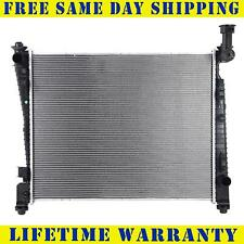 Radiator For 2011-2018 Jeep Grand Cherokee Dodge Durango V6 V8 Fast Shipping