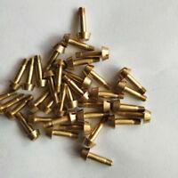 20 Pcs Trumpet Water Drain Valve Screws Trumpet Repair Parts