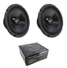"""2 x 6.5"""" Midrange Midbass Speaker 600W 8 Ohm American Bass SQ-65CB-X"""