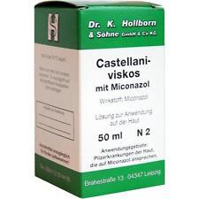 CASTELLANI viskos m. Miconazol Lösung 50ml PZN 912793