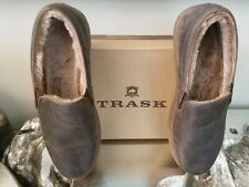 NWB Trask Men's Slip On Shoes Size 11M Free/Fast Shipping.