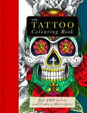 Tattoo Colouring Book by Beverley Lawson 9781780976549 (Paperback, 2015)