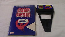 GALOOB GAME GENIE For Nintendo NES System Games with CODE BOOK