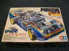 "Shipping Free ! Super Rare Vintage Tamiya 1/12 Scale "" Porsche 959 "" Nib"