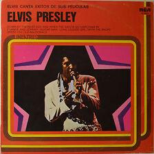 """Elvis Presley - Elvis CANTA EXITOS DE SUS PELICULAS 12 """" LP (n987)"""