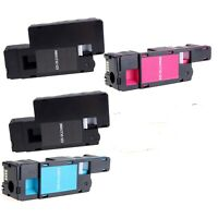 4 High Yield Toner Cartridge Combo Pack for Dell 1355cn C1760NW C1765NF C1765NFW