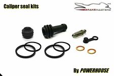 Suzuki RGV 250 rear brake caliper seal rebuild repair kit 1991 1992 1993 VJ22